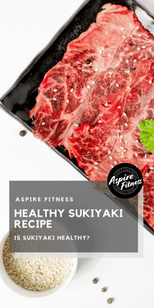 Is Sukiyaki healthy? In this article, we go over what goes inside a typical Sukiyaki dish and what you can expect to fin…
