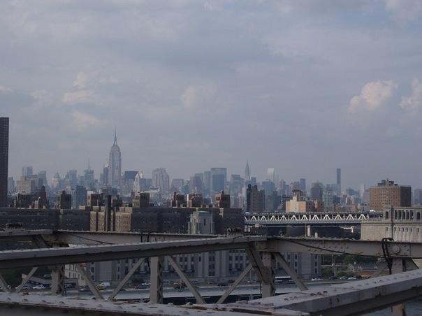 Ah... New York, New York...