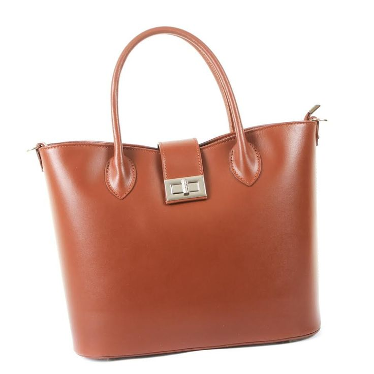 "All the way from Florence, Italy, this genuine leather ""Tiffany"" handbag is pure chic. Classic colour for AW15/16 - will compliment any outfit. Also available in black, catch this true gem at www.borsetta.london xx Hols xx"