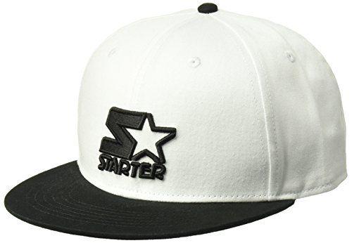 1d9c329ba2d70e Enjoy exclusive for Starter Men s Snap-Back Flat Brim Cap