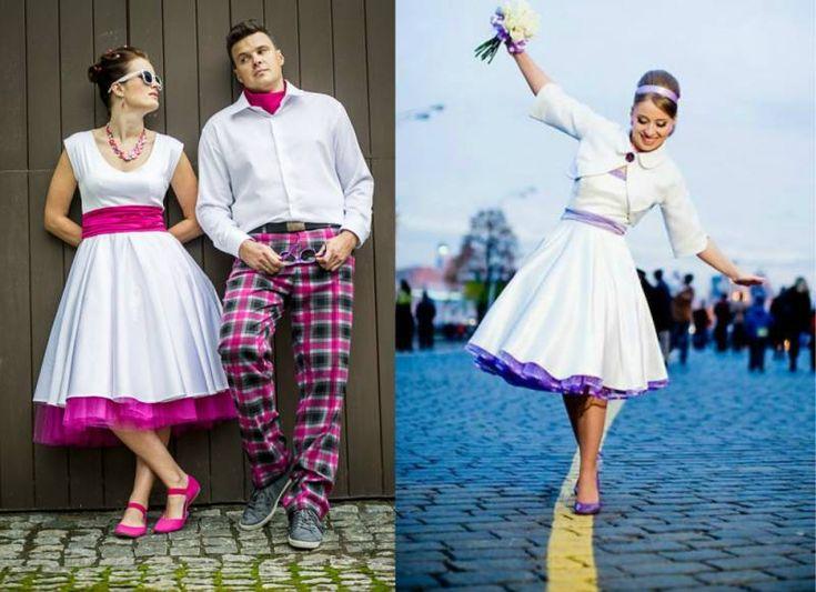 Одежда в стиле стиляг: создай свой яркий образ
