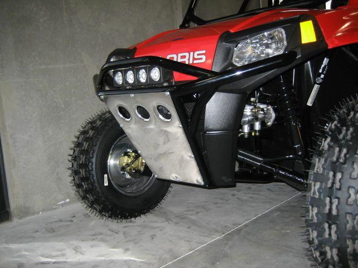 PreRunner Bumper for the MINI RZR 170   Polaris RZR 170 ...