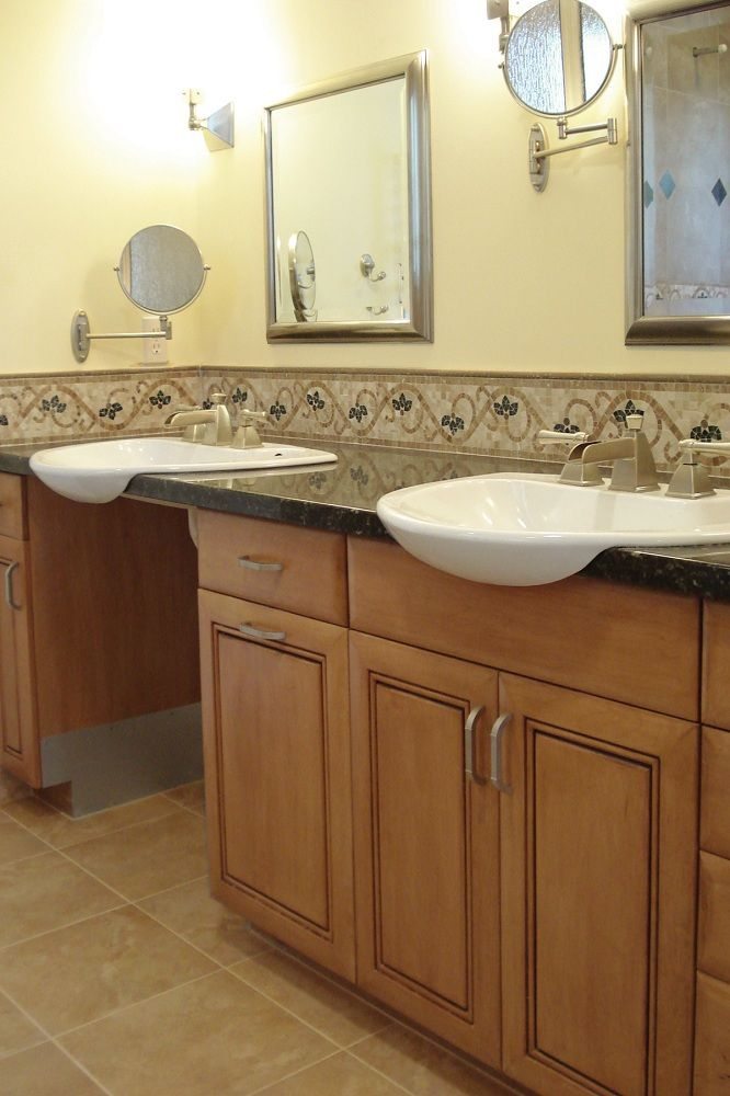 Handicap Bathroom Design Ideas, Pictures, Remodel, And Decor   Page 7