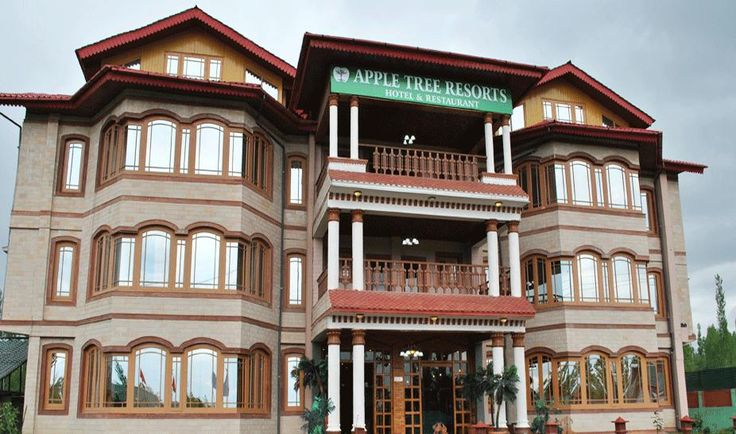 At Apple Tree Resorts, we believe in complete hospitality. Located at lush green Srinagar-Gulmarg road, it's one of the best hotels of Jammu and Kashmir