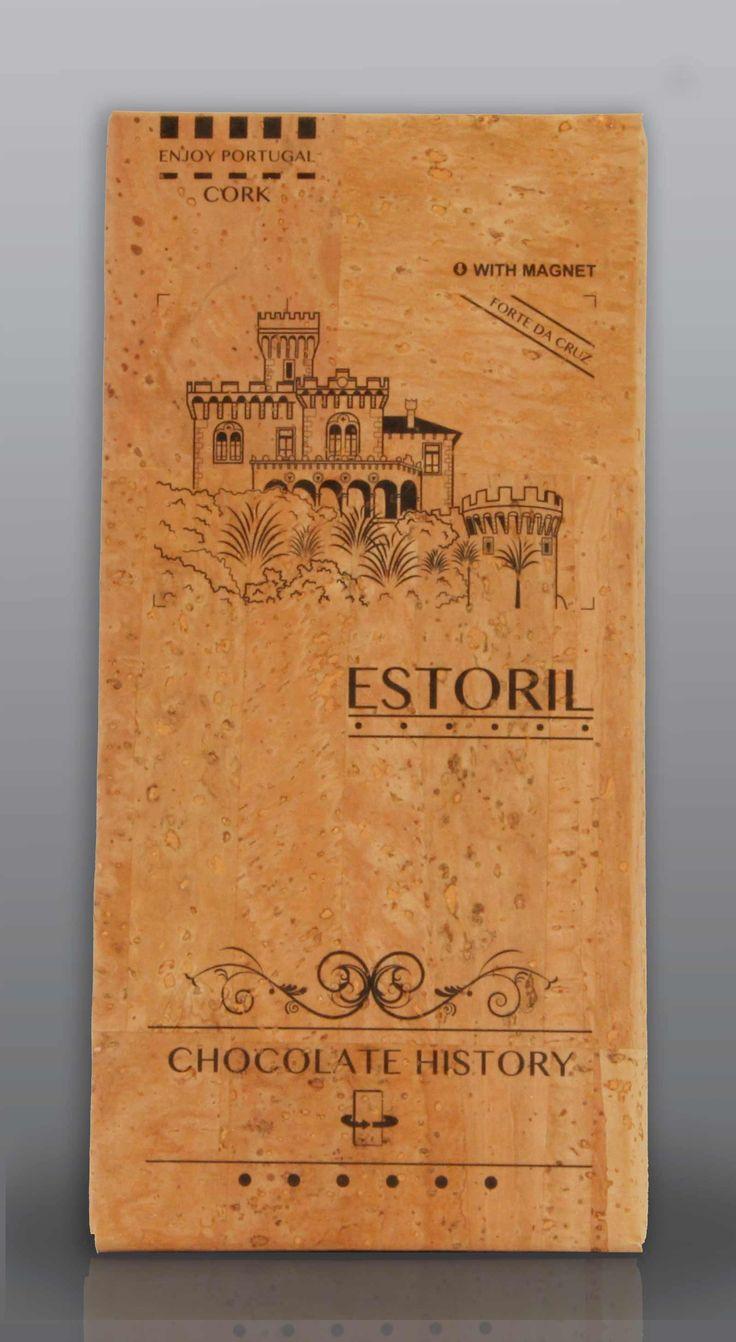 Estoril | Forte da Cruz  | Chocolate Negro 48% Cacau 125 g
