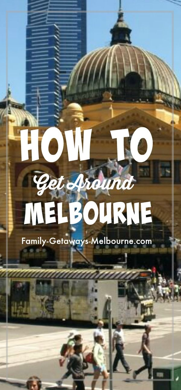 There are plenty of options on how to get around the central business district of melbourne, Australia. Click the read it Button for more information.