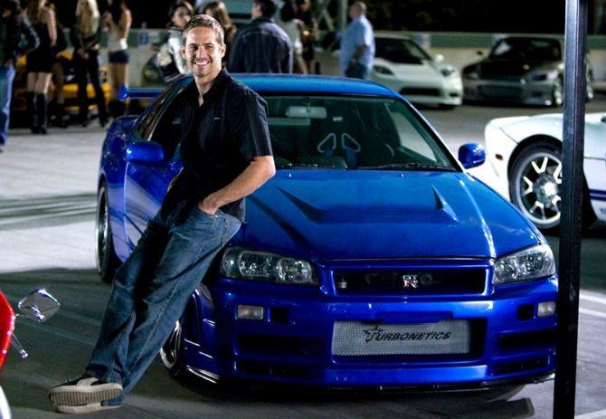 Carro usado por Paul Walker em Velozes e Furiosos 4 está à venda por R$ 3,3 mi oesta.do/1jmfqL4