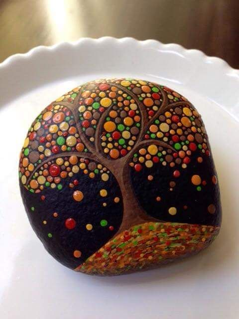 ❤~Piedras  Pintadas~❤♥⊰❁⊱ Painted rocks More
