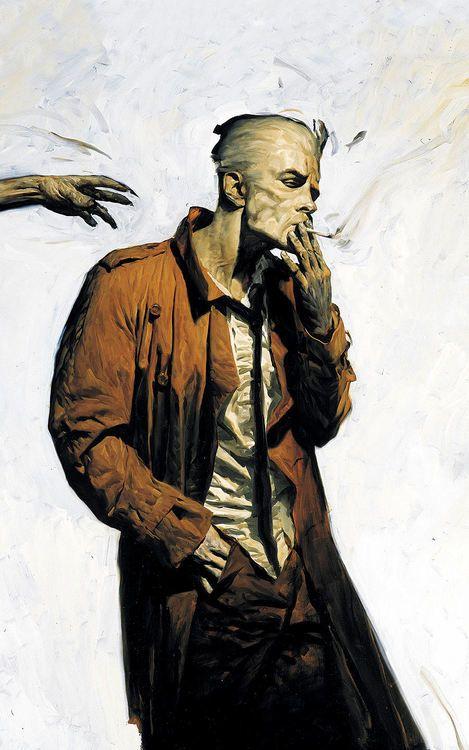 Constantine by Phil Hale
