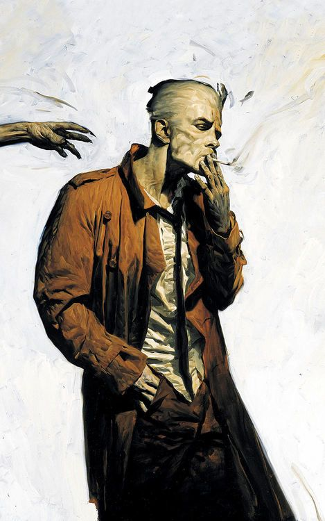 Constantine by Phil Hale: