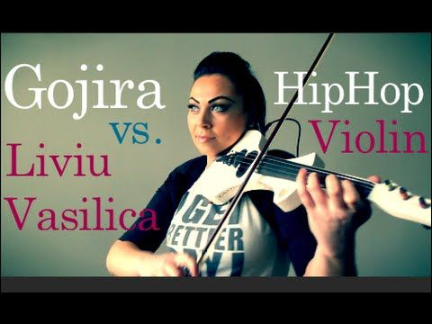 """Hip Hop Violin Gojira & Liviu Vasilica - Fir-ai tu sa fii de murg (""""Robo..."""