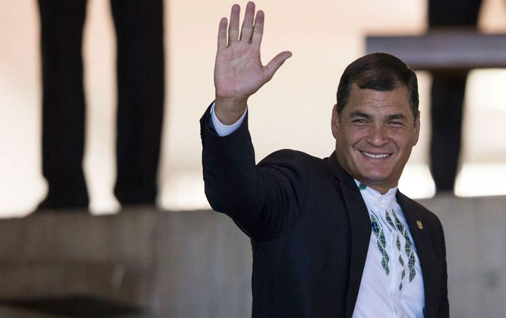 Rafael Correa o cómo demostrar que sí se puede, entre otros logros, expulsar al FMI y a EE.UU. de un país