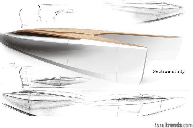 concept catamaran yachts   Felicitas Steinbrecher Amity 17 ...