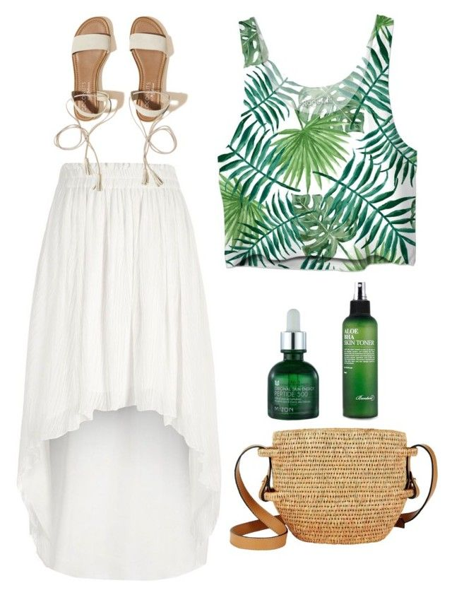 """""""Summer Essentials #10"""" by ella178 ❤ liked on Polyvore featuring River Island, Hollister Co., Khokho, Summer, summeroutfit, summeressential, MizonPeptide and BentonAloeBHAToner"""