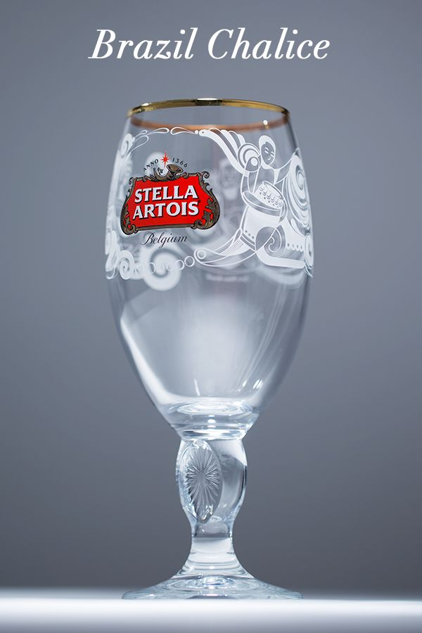The amount of people in the world today without access to clean water is equal to twice the total population of the United States. You can help change that. Purchase a 2017 limited-edition Brazil Chalice to provide 5 years of clean drinking water - and better health and quality of life -to someone in need. Join Stella Artois and Water.org and make a difference today. #1Chalice5Years