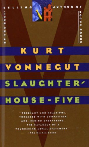 "a report on world war ii in the book slaughterhouse five by kurt vonnegut Kurt vonnegut jr's ""slaughterhouse-five"" is the 2015 selection for the celebrated anti-war book is in part a fictionalized memoir of his world war ii."
