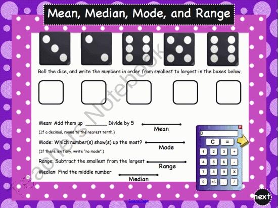 Range Math Is Fun ~ Best math mean median mode range images on