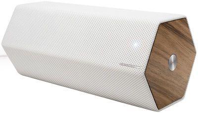 Enceinte Bluetooth Timber Blanc / Bois - Elipson