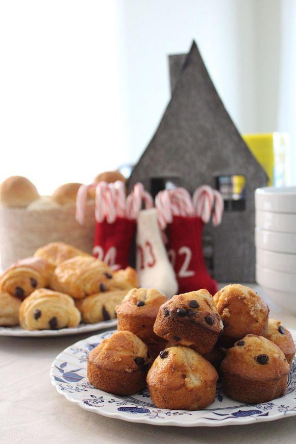 Ideas para el desayuno de Navidad y Reyes. Recetas de Navidad