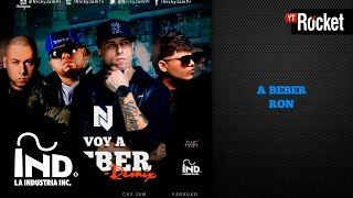 Nicky Jam - Voy a Beber Remix 2 Ft Ñejo, Farruko y Cosculluela | Video Con Letra | Reggaeton 2014 - YouTube