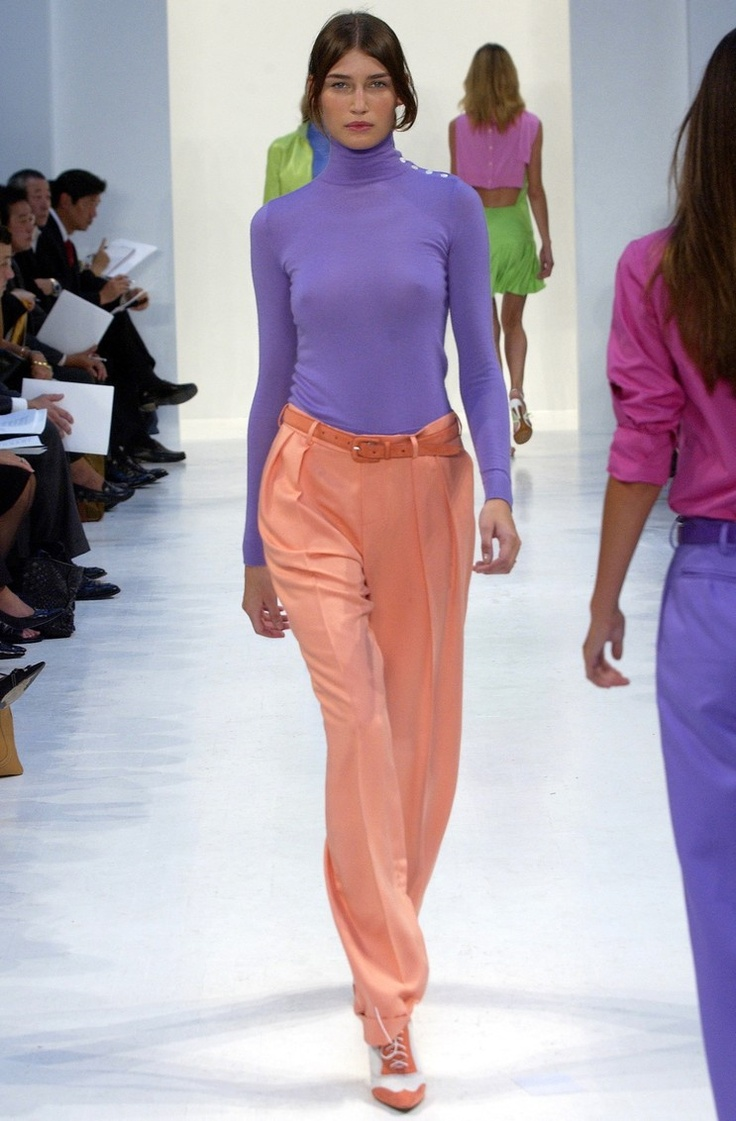 Ralph Lauren 랄프 로렌 : Spring/Summer 2004 Ready-to-Wear New York