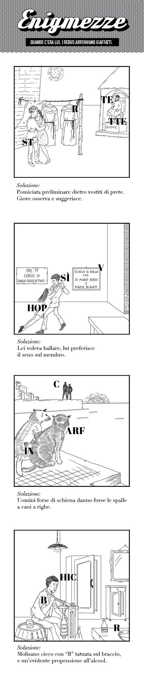Engimezze | La satira del dopo-Berlusconi?
