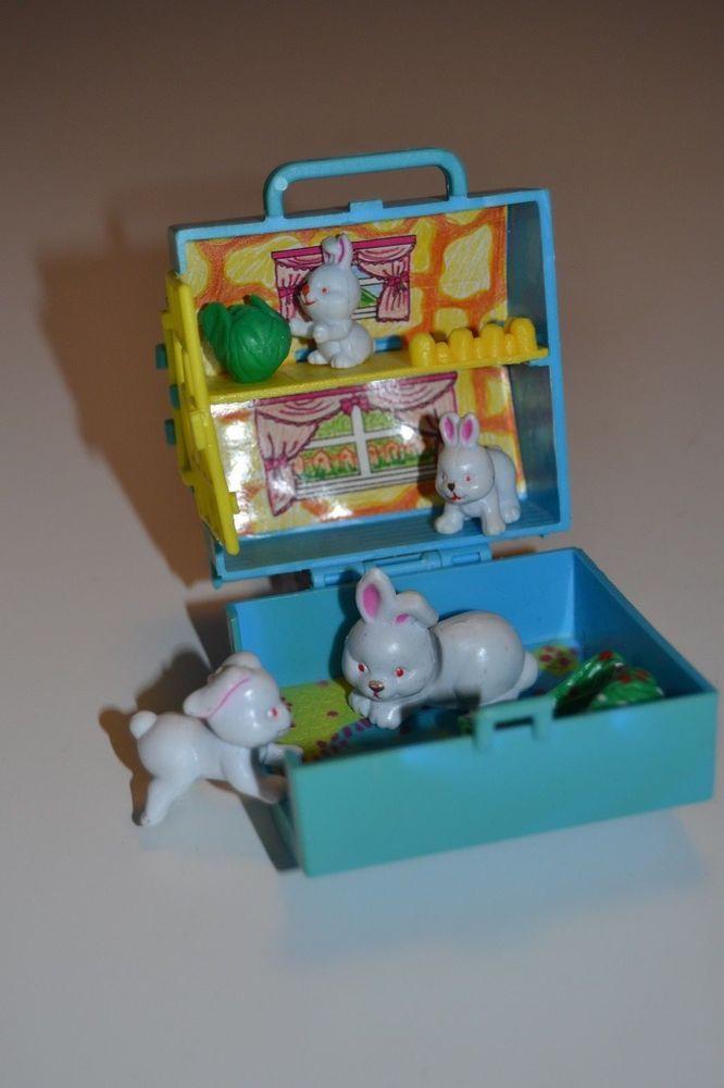spielfigurenset spielfiguren koffer hasen kaninchen figuren spielzeug kleine figuren. Black Bedroom Furniture Sets. Home Design Ideas