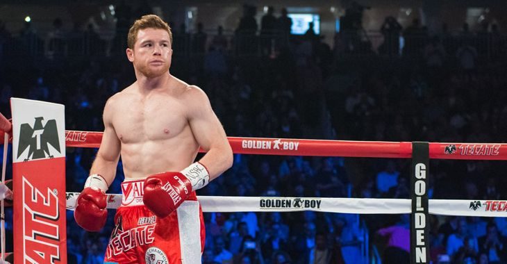 Saul 'Canelo' Alvarez sidelined for remainder of 2016 with fractured hand