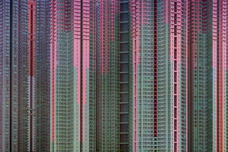 Architecture of Density A39 by Michael Wolf