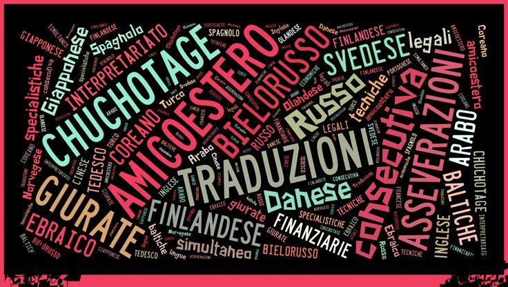 #amicoestero #traduzioni #interpretariato #asseverazioni #legalizzazioni #comunicazione
