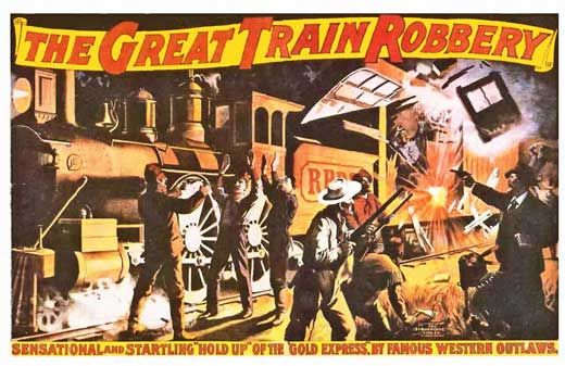 the-great-train-robbery-movie-poster-1903-1020549358 | Channel EYE