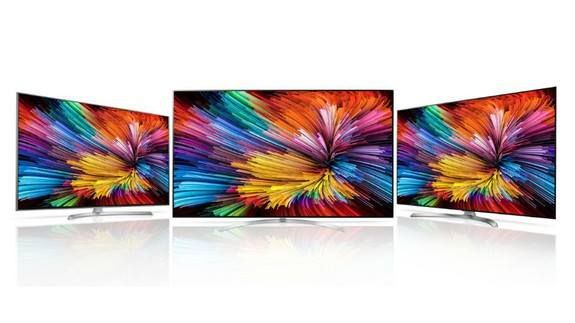 LG's new 4K TVs employ 'nano cells' for better color accuracy Read more Technology News Here --> http://digitaltechnologynews.com  TV manufacturers seem to be a bit stuck on where to go next. 3D didn't exactly take off and 4K while nice has been around for years and there's still not enough content for most users to really care.   So what's next? If you ask LG it's nano cells. At CES in Las Vegas LG unveiled its new lineups of Super UHD TVs  SJ9500 SJ8500 and SJ8000  all of which feature the…