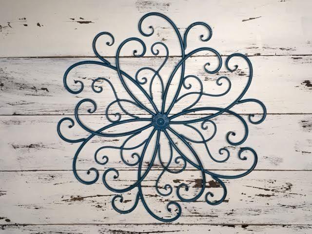 25+ Best Ideas About Wrought Iron Wall Art On Pinterest
