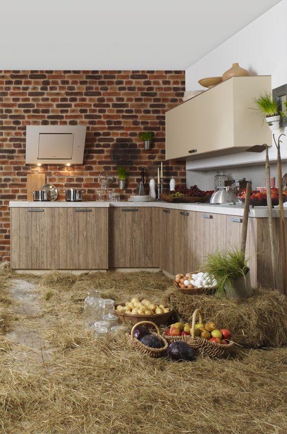 10 best Rustikální kuchyně - KUCHYNĚ gorenje images on Pinterest - möbel höffner küchen