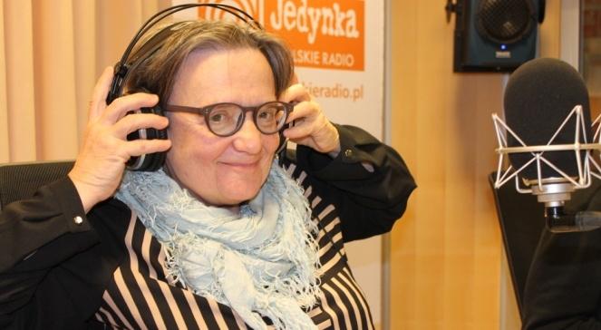 Agnieszka Holland www.polskieradio.pl
