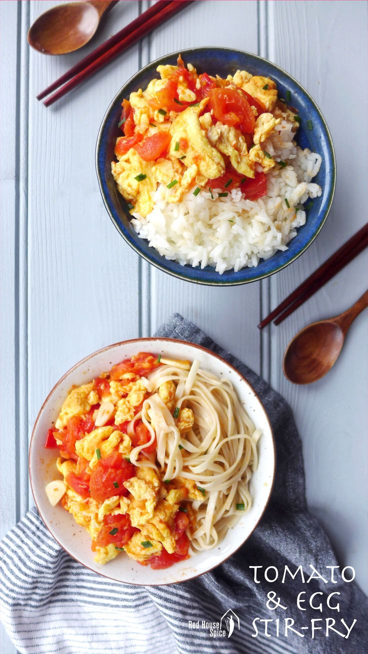 79 best asian egg dishes images on pinterest asian food recipes only three common ingredients needed simple yet delicious tomato and egg stir fry forumfinder Image collections