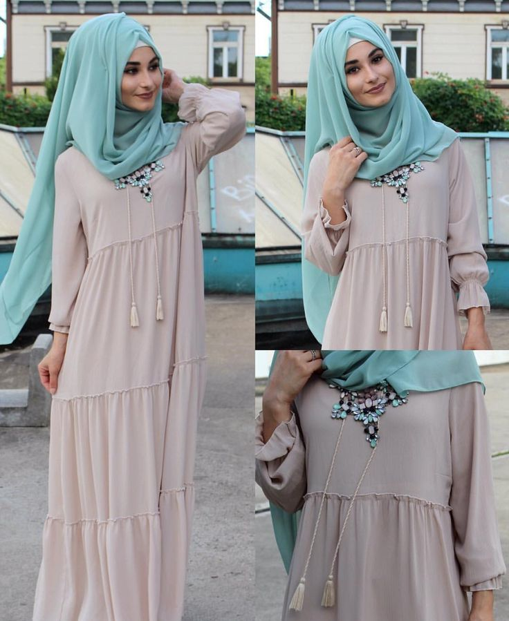 Dress / Kleid / Elbise - www.misselegance.de Hijab / Kopftuch / Basörtü - www.misselegance.de