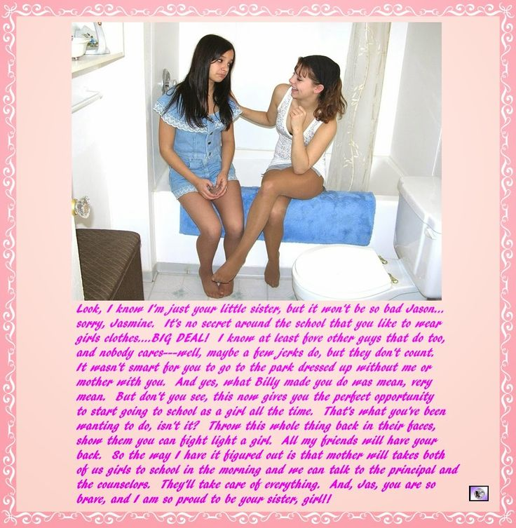 Travel to exotic worlds, meet beautiful women, become a beautiful woman all in TG captions.