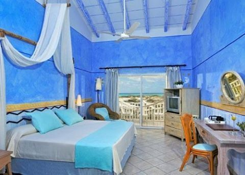 *Sol Cayo Largo. #cuba #light #bluesky #room