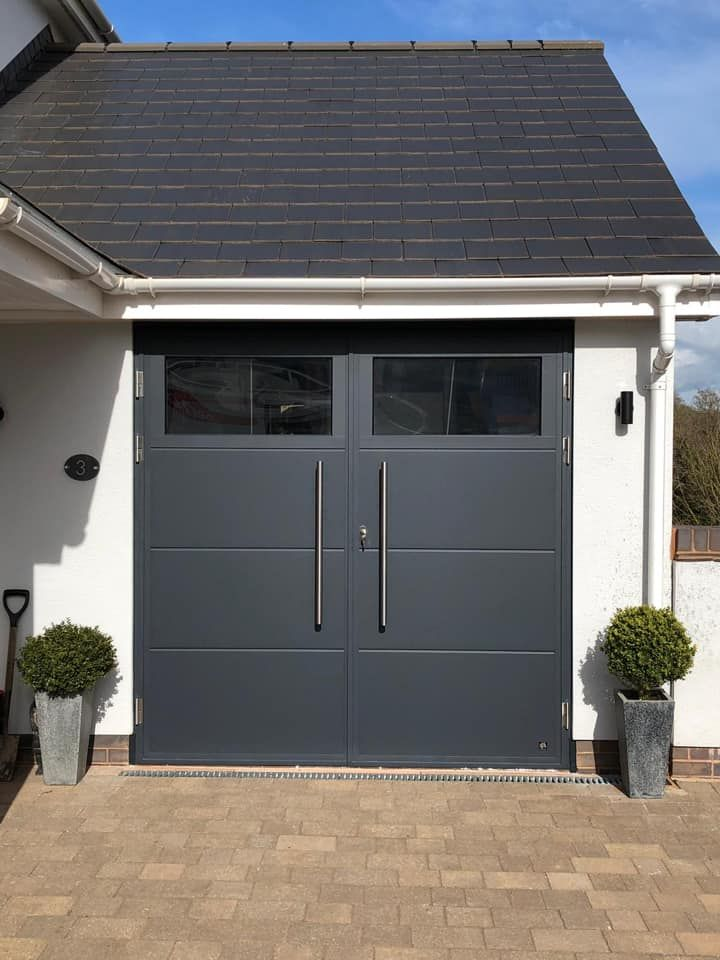 Garage Doors With A Personal Touch Custom Made Garage Doors Side Hinged Sectional Sliding Garaged Garage Door Design Side Hinged Garage Doors Garage Doors