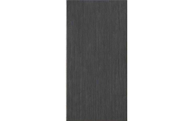 Obklad Imola Blown 20x40 cm black