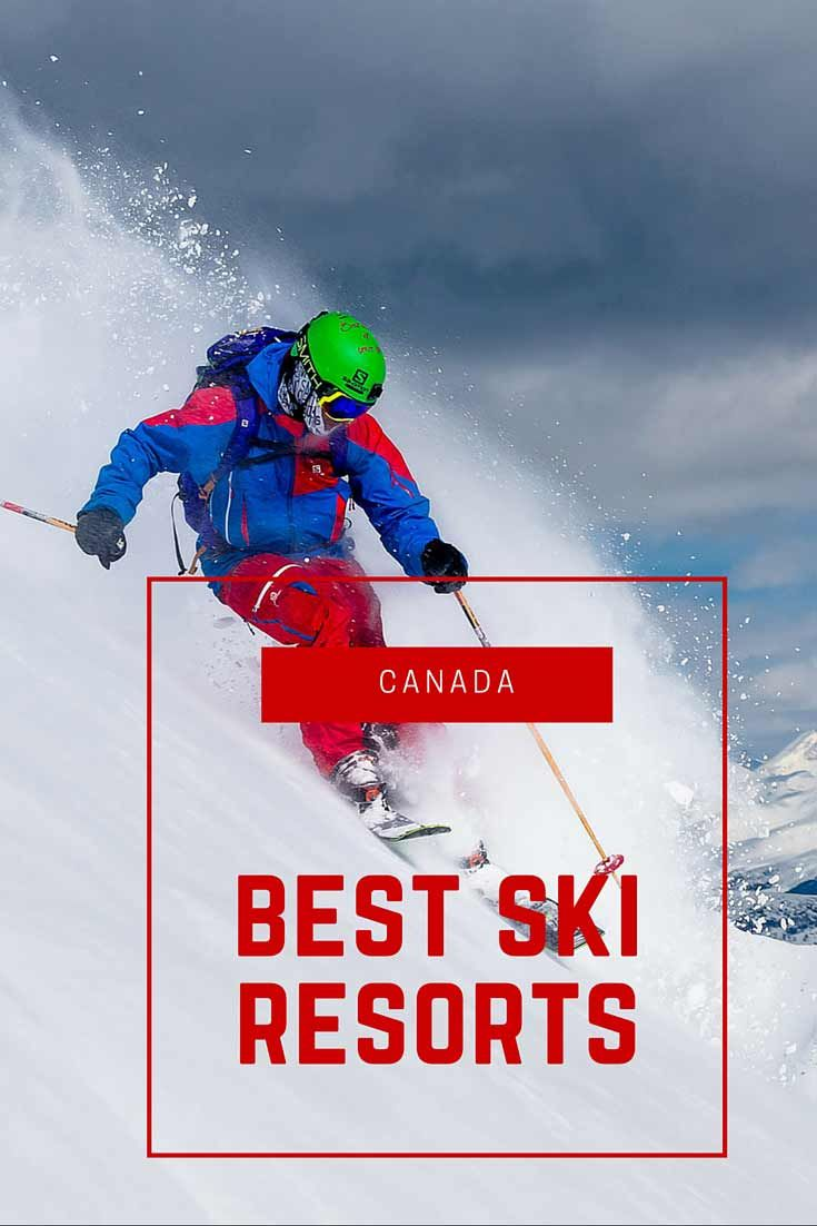 Skiing in Canada | Best Ski Resorts in Canada | Ski Canada