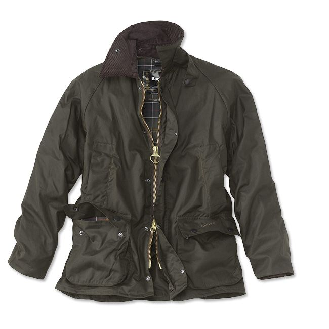 Just found this Barbour+Waxed+Jacket+-+Barbour%26%23174%3b+Classic+Beaufort+Jacket+--+Orvis on Orvis.com!
