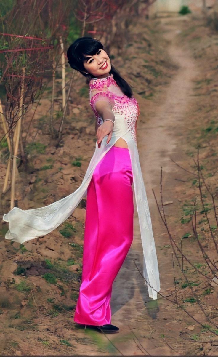 Áo dài ~ Việt Nam | Thời trang châu á, Áo dài, Phong cách