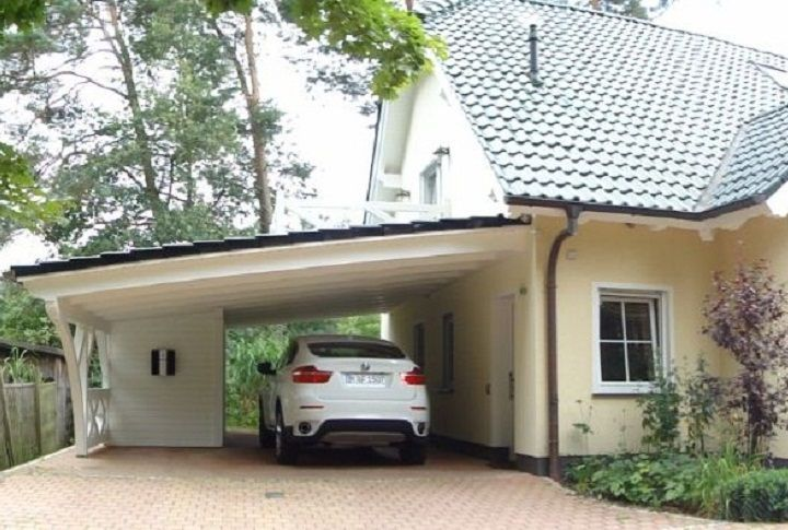 Pultdach Carport Carport Designs Diy Carport Shed Homes