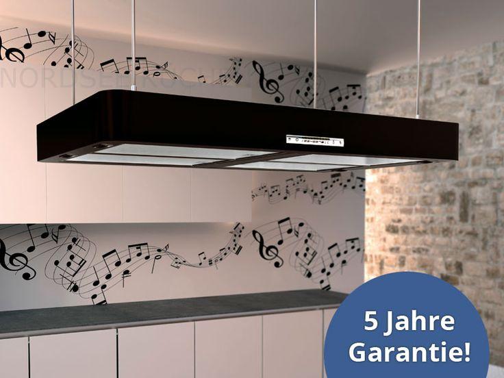 deckenl fter airforce samar schwarz nordsee k chen. Black Bedroom Furniture Sets. Home Design Ideas