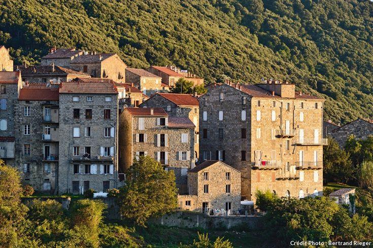 Corse, Alta Rocca, Sainte-Lucie-de-Tallano