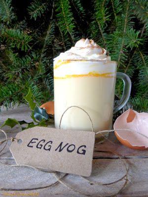 Meine Küchenschlacht: Eggnog, selbstgemachter Eierpunsch