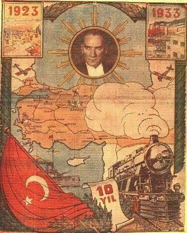 1933 Cumhuriyet Gazetesi