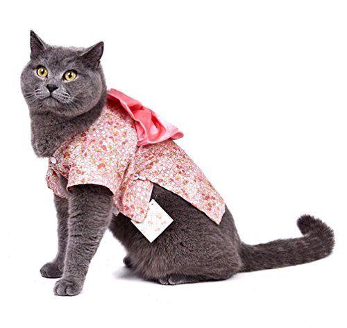 SMALLLEE_LUCKY_STORE Small Dog Clothes Kimono Costume for... https://www.amazon.com/dp/B01KCLZN76/ref=cm_sw_r_pi_dp_x_feCyybGAE06ZH